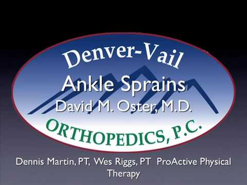 Ankle Sprain - Physiopedia