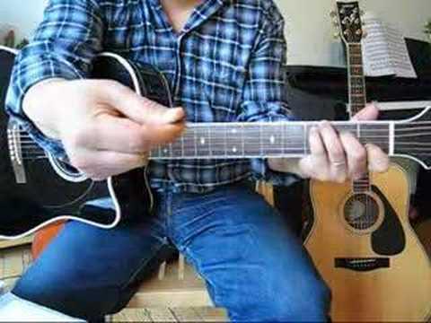 Bai Tap 1 Guitar - Nguoi Con Gai Vietnam Da Vang - TCS