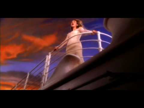 My Heart Will Go On - Celine Dion (1998) - Full Original Video - (HQ)