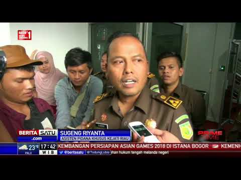 Kejati Riau Tahan Tersangka Korupsi  Proyek Tugu Antikorupsi Mp3
