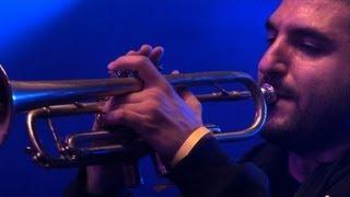 Bumcello Ibrahim Maalouf et Loy Ehrlich à la Nuit Mondomix