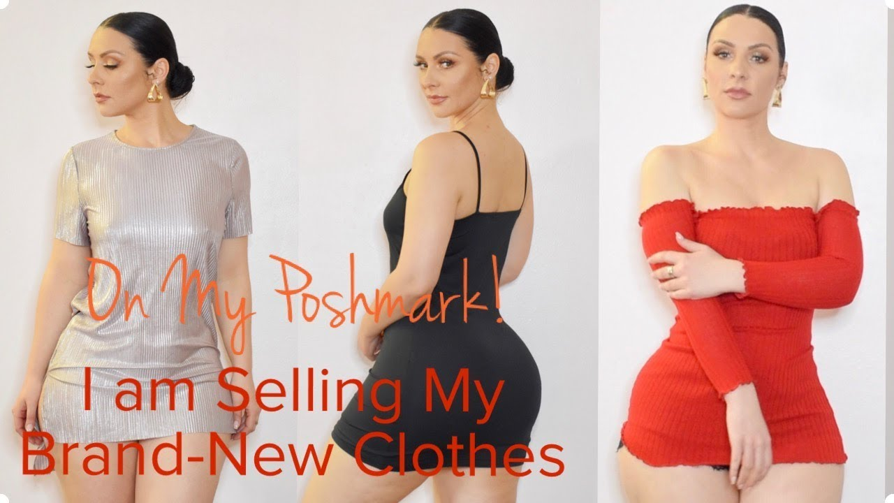 fe9d68c08 These Clothes Gotta Go! New Additions To My Poshmark Closet! - YouTube