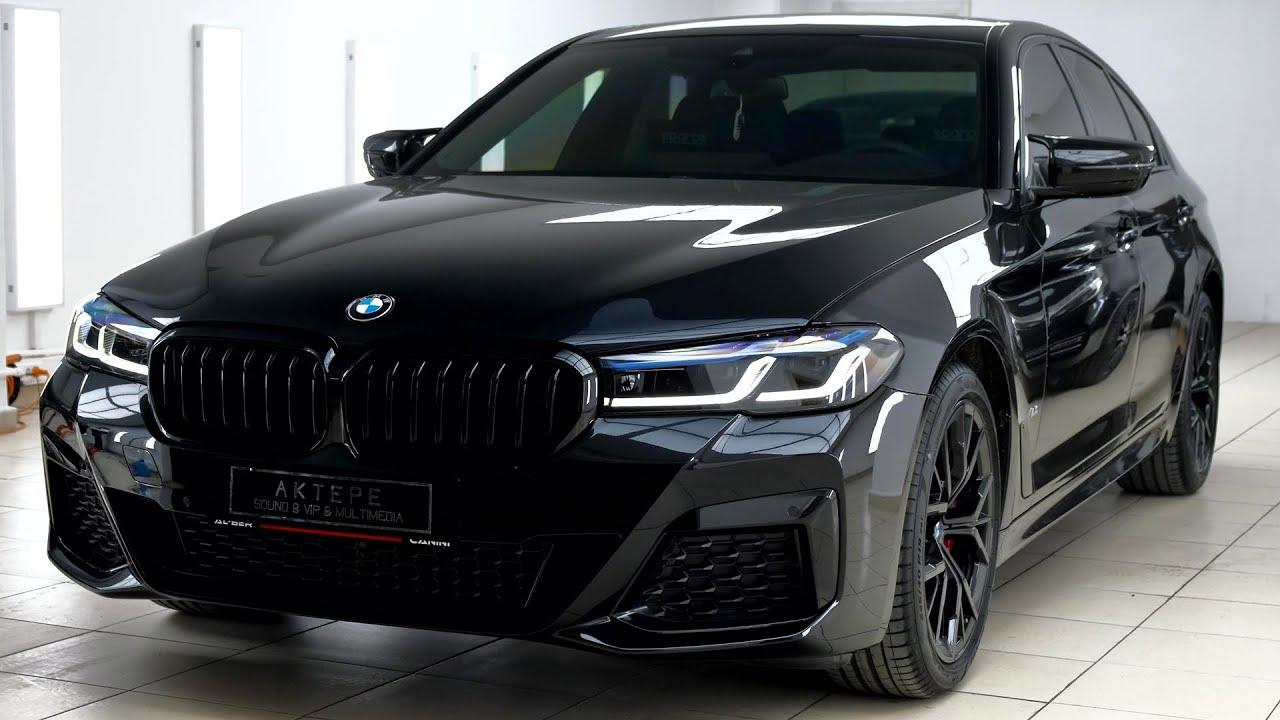 2021 BMW 5 SERİSİ G30 - Dış ve iç Ayrıntılar
