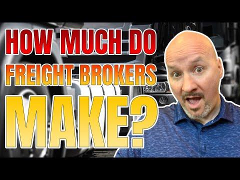 How Much Money Do Freight Brokers Make? [Top 10 List]