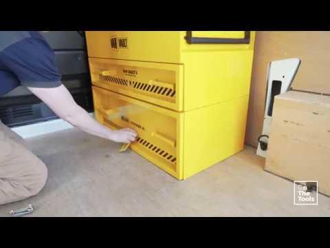 fdd034f3c76abd Van Vault Stacker - On The Tools Review - YouTube