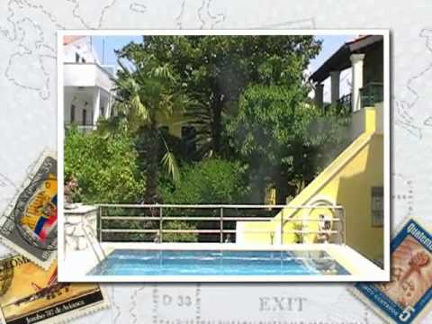 Andreas Apartments Kassiopi Corfu Greek Islands Real Holiday Reports Wmv