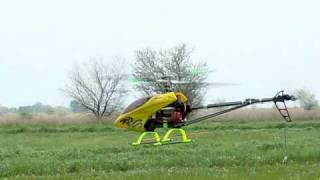 Модель вертолёта в полёте(авиамодель вертолёта на взлёте и в полёте., 2010-05-11T00:32:47.000Z)