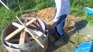 Как выкопать колодец на участке?.