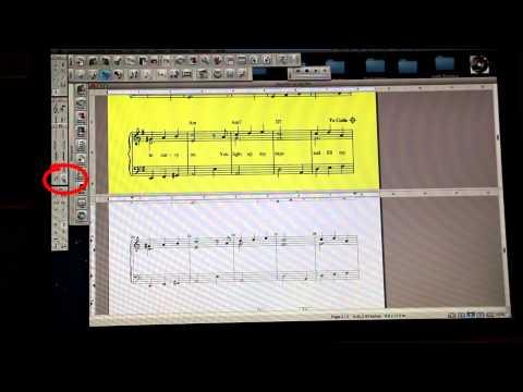 Convert PDF to Midi file Smartscore X2 Midi Edition