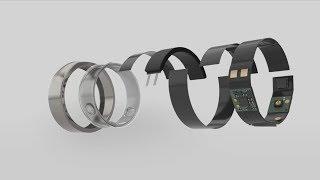 Aura, El Smart Ring -para fitness full de sensores