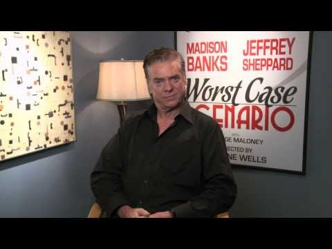 Making an Entrance with Actor Jeffrey Sheppard (Christopher McDonald)