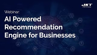AI Powered Recommendation Engine for Businesses