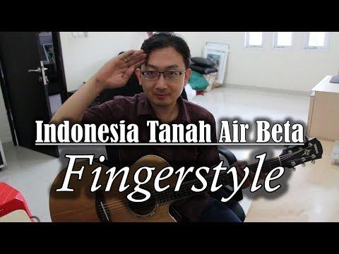 Indonesia Pusaka / Indonesia tanah air beta