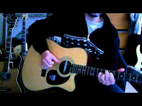 GUMTREE FENDER ACOUSTIC GUITAR TESTING