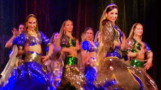 ra one chammak challo indian dance group mayuri russia