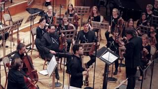 Gediminas Gelgotas - Violin Concerto No. 1 - David Nebel, Kristjan Järvi and Baltic Sea Philharmonic