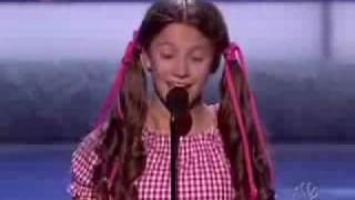 Awesome Yodeling - 12 year old Yodel Expert!!