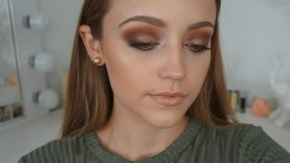 Anastasia Shadow Couture Palette Tutorial | Chocolatey Deep Smokey Eye