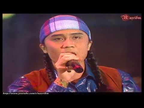 Blackrose - Penantian (Live In Juara Lagu 91) HD