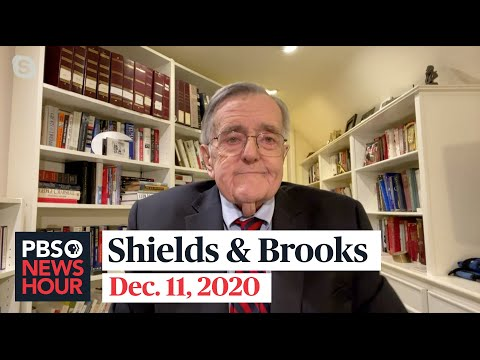 Shields and Brooks on Republicans' latest election challenge