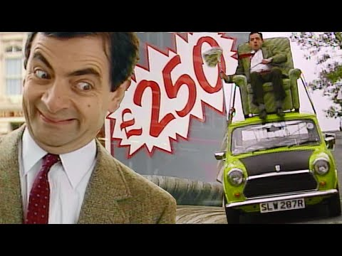 BEAN Buy | Funny Clips | Mr Bean Official