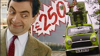 BEAN Buy   Funny Clips   Mr Bean Official