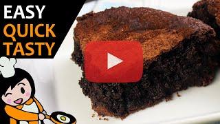 Brownie Cake - Recipe Videos