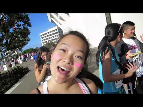 Vlog 092213 RACE FOR THE CURE!!