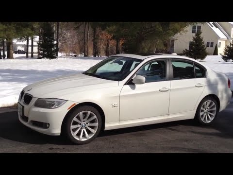 2011 bmw 328i xdrive start up rev tour youtube. Black Bedroom Furniture Sets. Home Design Ideas