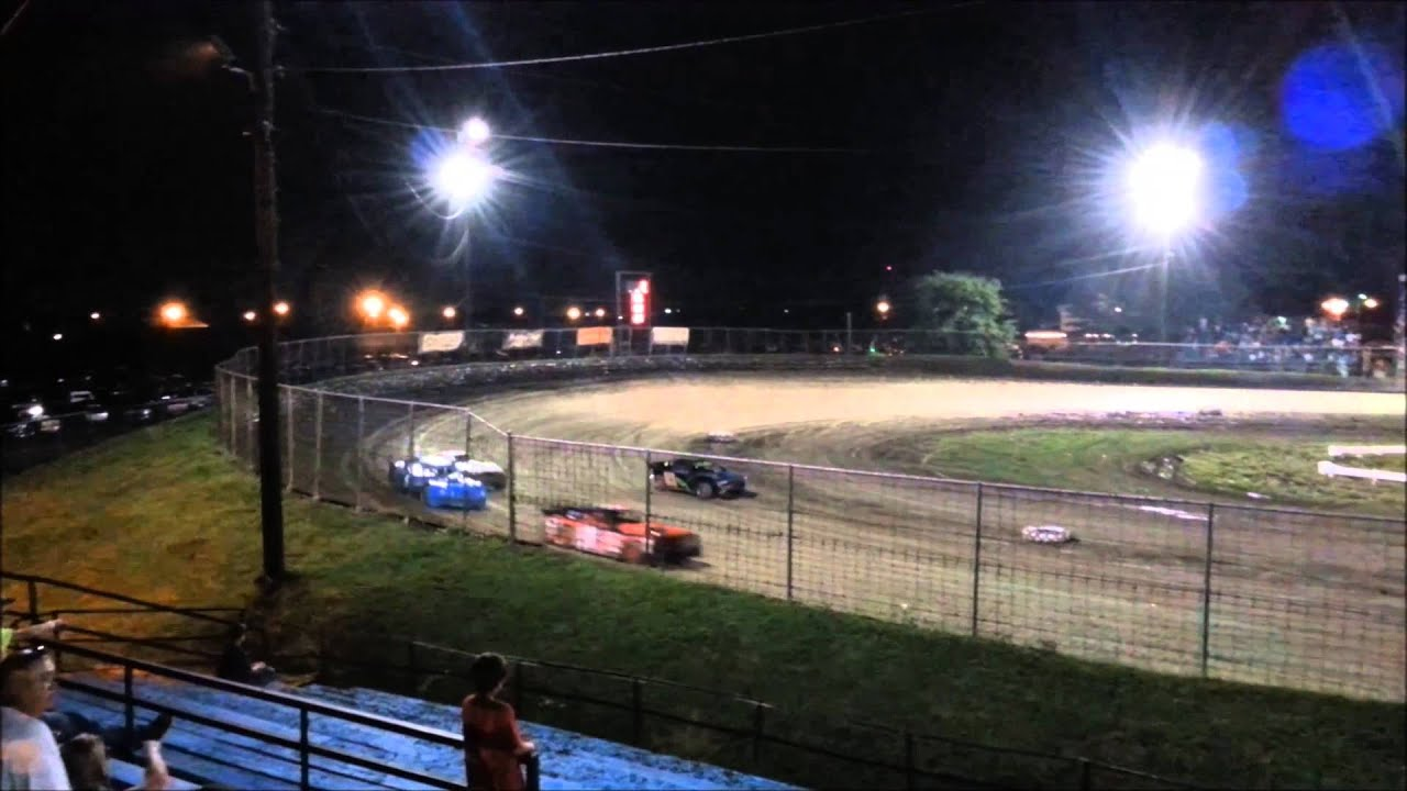 Memphis International Raceway >> Riverside Speedway Stock Car Race 8 3 13 - YouTube