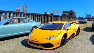 GTA 4 Remastered 2018 (GTA 4 FIRST PERSON)