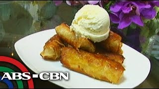 Mouthwatering Turon ala Juday