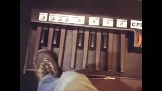 Baixar Crumar CPB-2 analog synth bass pedals 70's