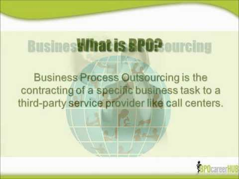 What is BPO?
