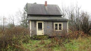 urban exploration abandoned homes and car