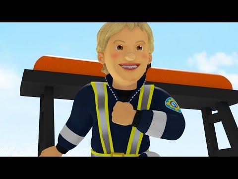 Fireman Sam full episodes HD  Penny the under firefighter  Season 10  Kids Cartoon