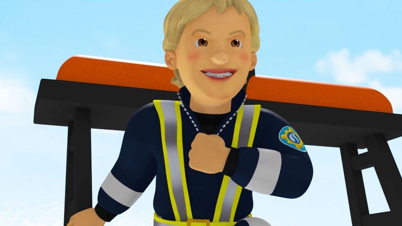 Download Fireman Sam full episodes HD | Penny the undercover firefighter - Season 10 | Kids Cartoon