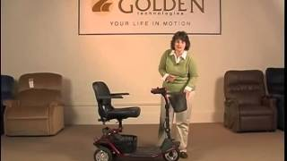 Golden Technologies LiteRider Mobility Scooter