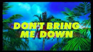 Rock Mafia - Don't Bring Me Down (Lyric Video)