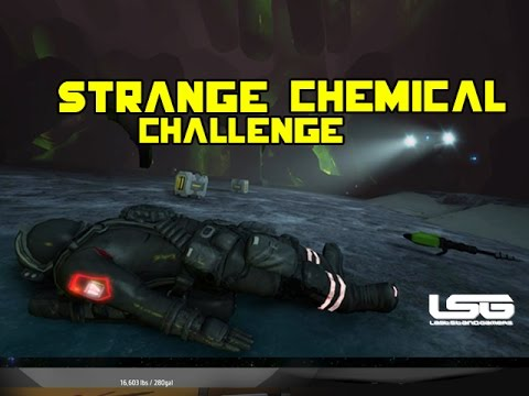 Space Engineers - Strange Chemical Drone Challenge Mission
