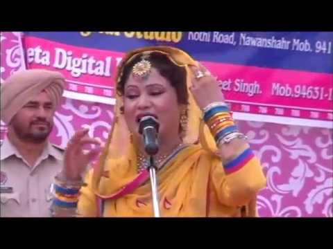 Muhammad Sadiq and Sukhjit kaur live Best performance punjabi songs 2016