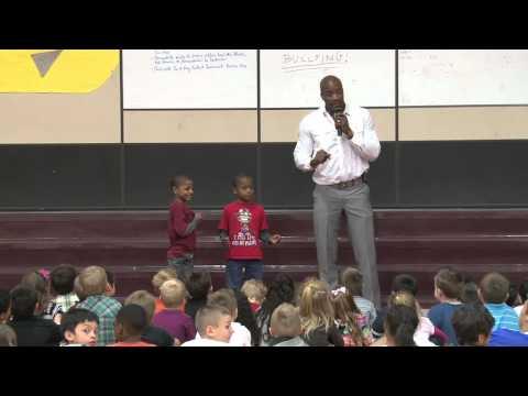 Peter Ezugwu – FSIE Kids Motivational Speaking