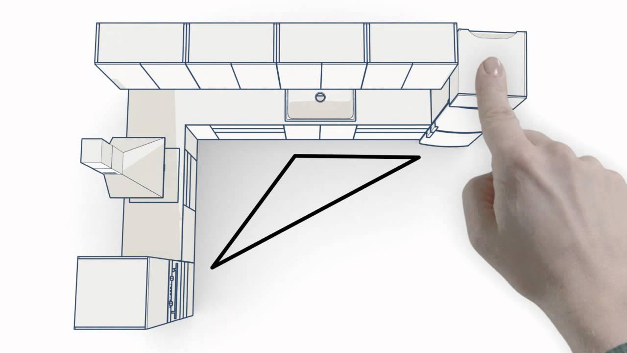 s dan indretter du dit ikea k kken youtube. Black Bedroom Furniture Sets. Home Design Ideas