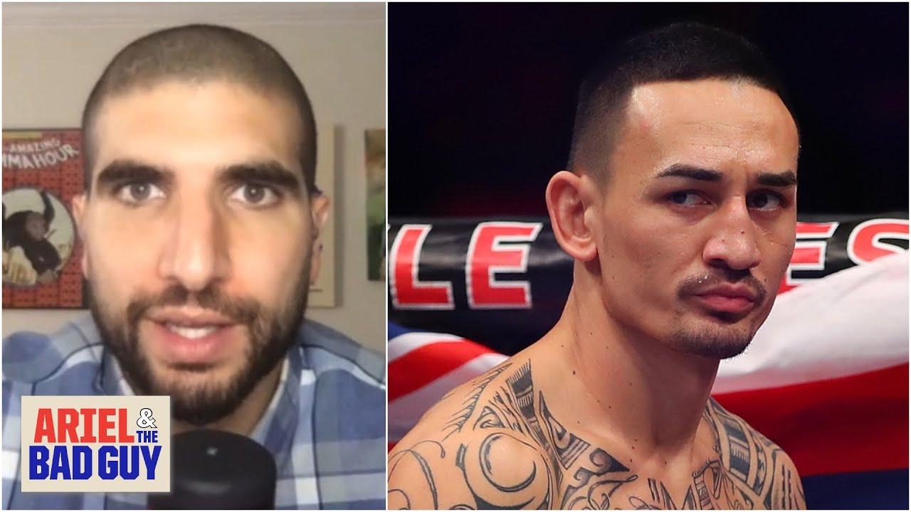 Will Max Holloway's lack of sparring hurt him vs. Alexander Volkanovski? | Ariel & the Bad Guy