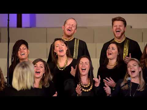 Rīgas Gospelkoris - A Chance (M.Williams)