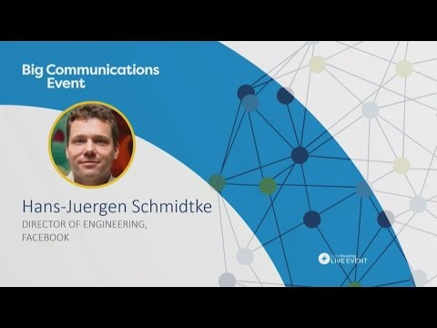 TIP & Facebook: Telecom Infra for a More Connected World