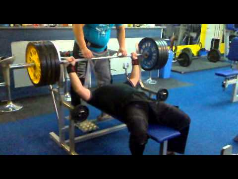 bench press Slava Motl