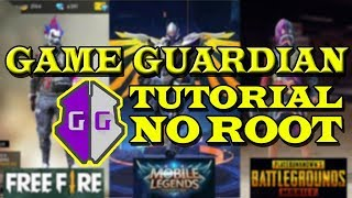 Gambar cover TUTORIAL LENGKAP CARA PASANG GAME GUARDIAN NO ROOT 100% WORK