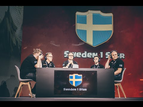 Clan War Quarterfinal: Sweden 1 Star vs. Team Finland