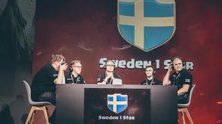 Clan War Quarterfinal: Sweden 1 Star vs. Team Finland